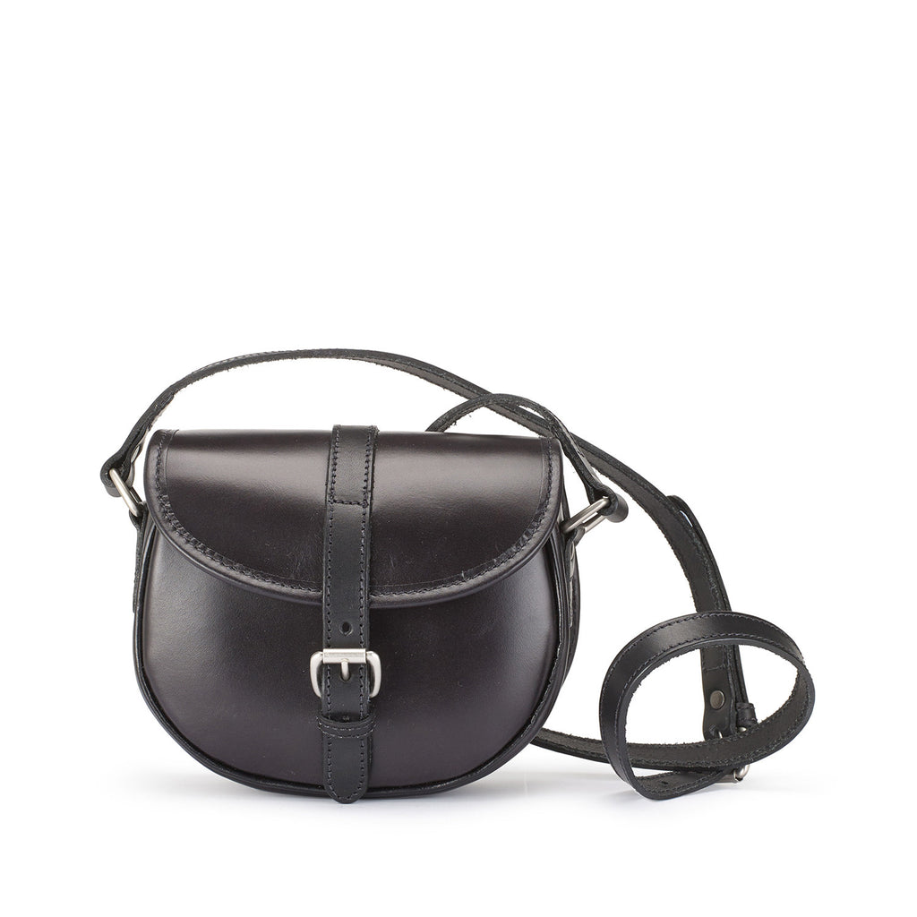 Tusting Cardington Small Handbag in Black-Handbag-Sterling-and-Burke