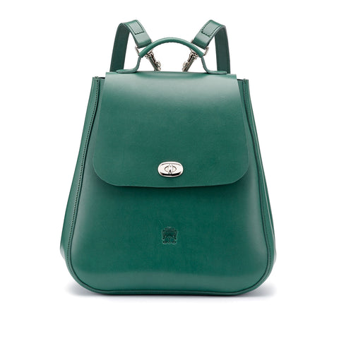 Tusting Eliza Leather Backpack / Handbag