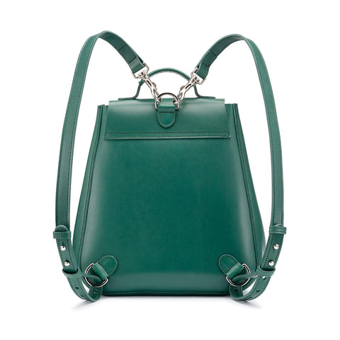 Eliza Leather Backpack / Handbag | Various Colors | Tusting | Made in England-Handbags-Sterling-and-Burke