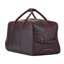 Load image into Gallery viewer, Tusting Grand Tourer Small Leather Duffle Bag-Travel Bags-Sterling-and-Burke