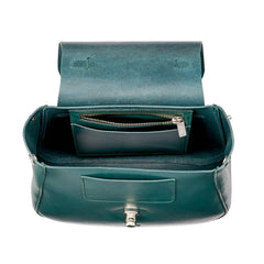 Holly Leather Handbag | Various Colors | Tusting | Made in England-Handbags-Sterling-and-Burke