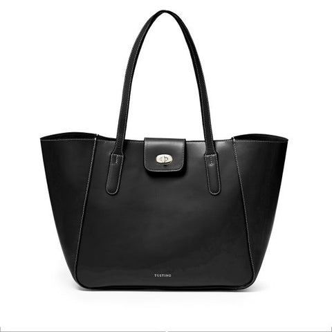 Tusting Twyford Tote in Black