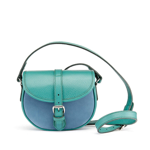Tusting Cardington Small Handbag in Jade