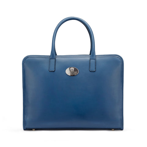 Tusting Catherine Large Leather Handbag