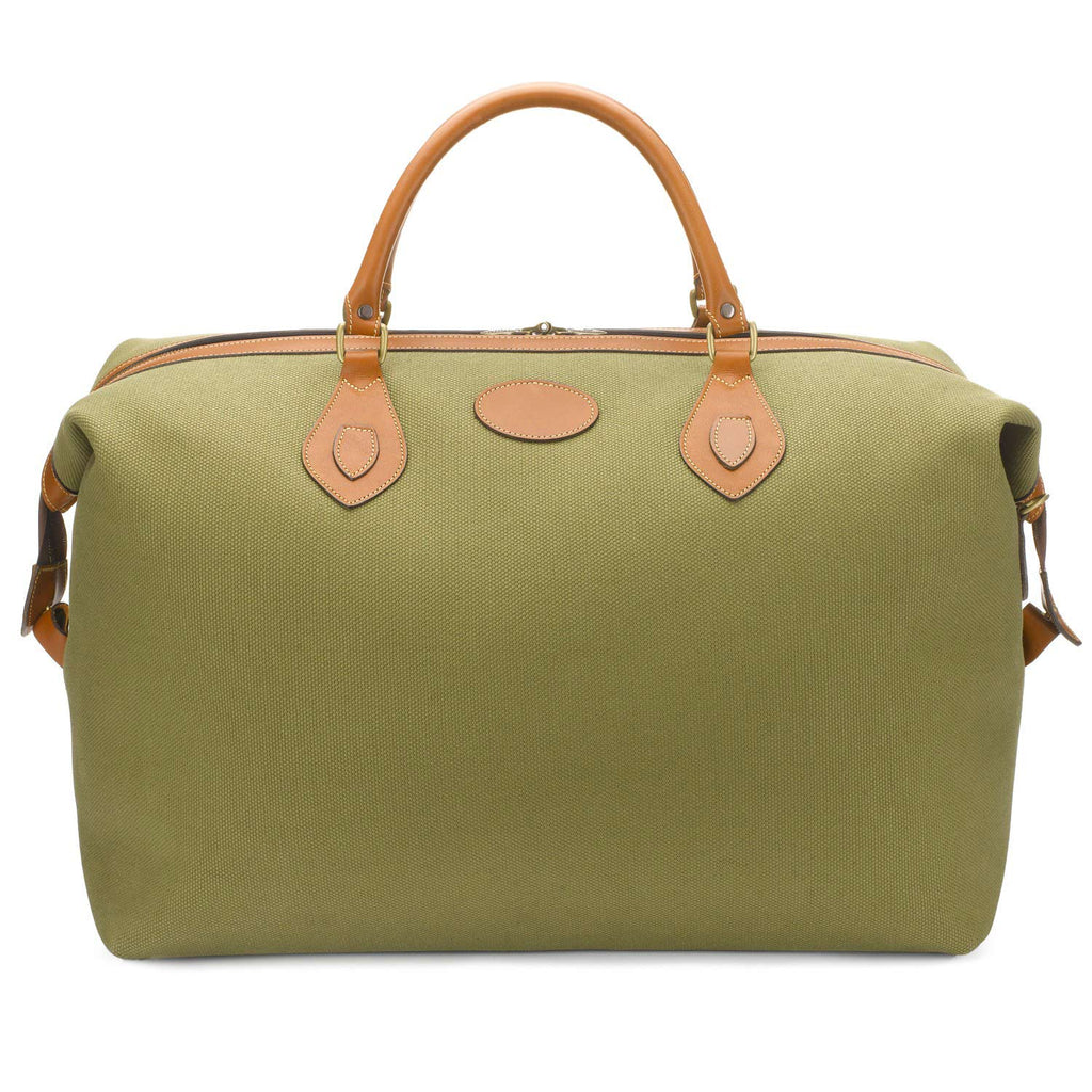 Explorer Leather Holdall Duffle Bag | Large | Various Colors | Tusting | Made in England-Travel Bags-Sterling-and-Burke
