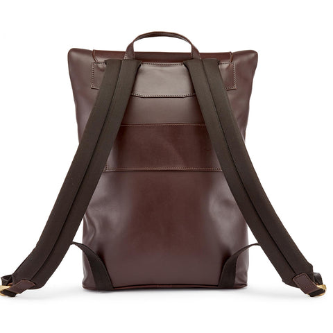 Tusting Gainsborough Leather Backpack-Business Bags-Sterling-and-Burke