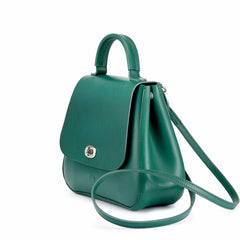 Tusting Holly Leather Handbag-Handbag-Sterling-and-Burke