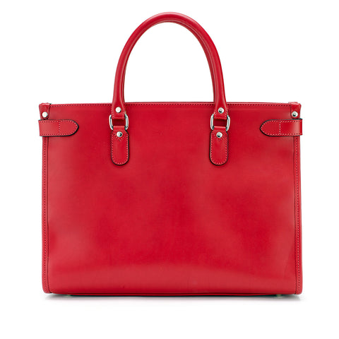 Kimbolton Leather Handbag | Large | Various Colors | Tusting | Made in England-Handbags-Sterling-and-Burke