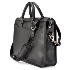 Marston Leather Briefcase | Large | Various Colors | Tusting | Made in England-Business Bags-Sterling-and-Burke