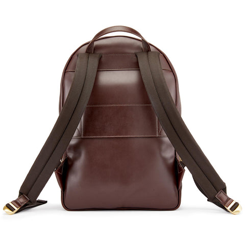 Tusting Seaton Leather Backpack-Business Bags-Sterling-and-Burke
