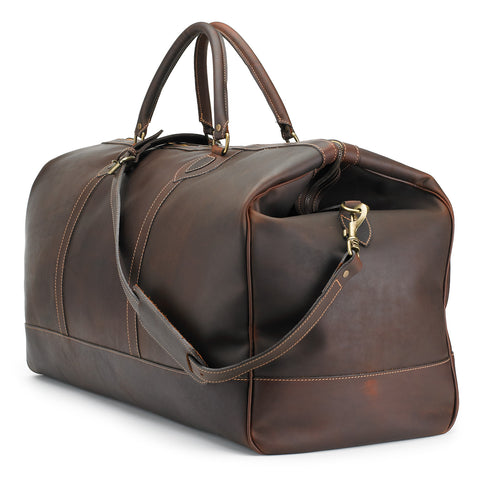 Weekender Holdall Duffle Bag | Large | Various Colors | Tusting | Made in England-Travel Bags-Sterling-and-Burke