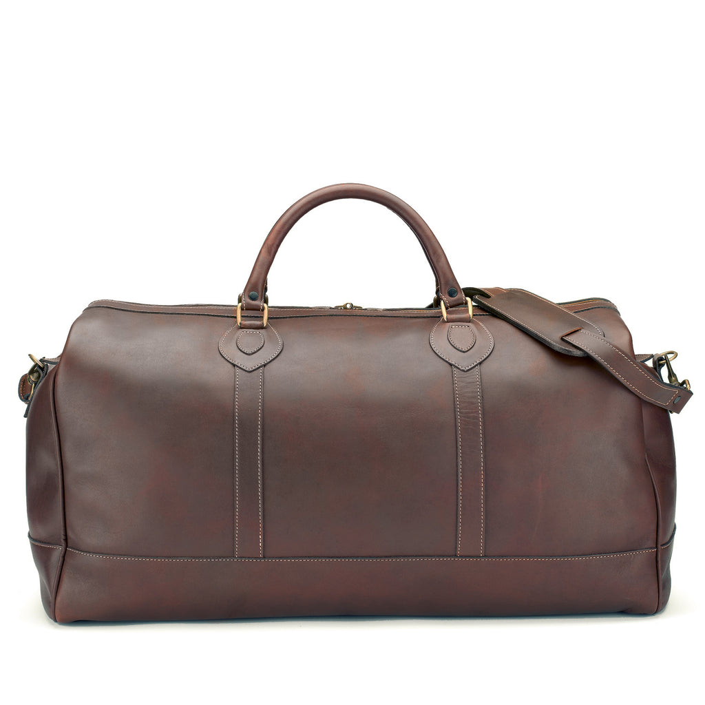 Tusting Weekender Medium Duffle Bag in Sundance-Travel Bags-Sterling-and-Burke