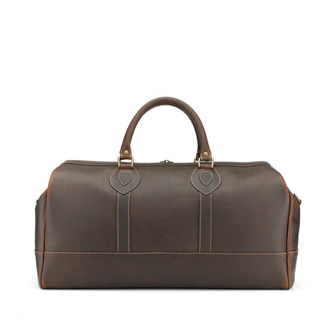 Weekender Holdall Duffle Bag | Small | Various Colors | Tusting | Made in England