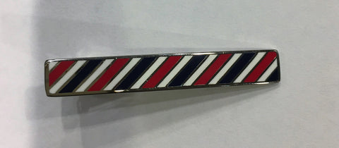 Varsity Stripes Tie Bar