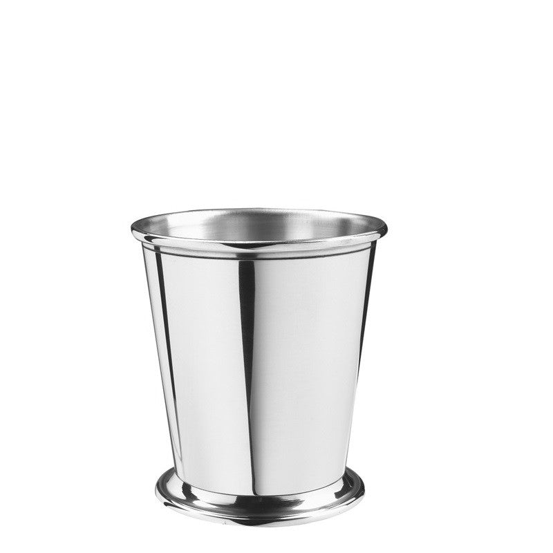 Julep Cup | Virginia Julep Cup | 8 oz. | solid Pewter | Made in USA | Sterling and Burke-Julep Cup-Sterling-and-Burke