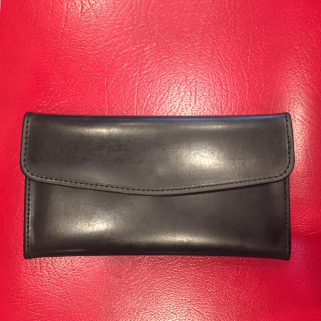 Ladies Purse Wallet | Hand Made in England | English Bridle Leather Hide | Sterling and Burke-Ladies Wallet-Sterling-and-Burke