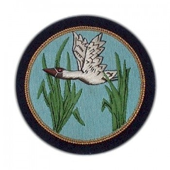 Flying Duck Blazer Badge