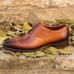 Custom Mens Shoes | Handcrafted | Highest Quality | Sterling and Burke-Bespoke Shoes-Sterling-and-Burke