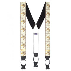 Budd Braces Limited Edition Simon Drew Law & Order-Braces / Suspenders-Sterling-and-Burke