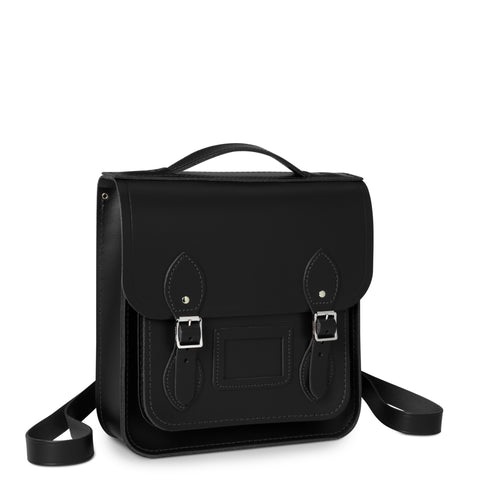 Small Portrait Backpack, Black