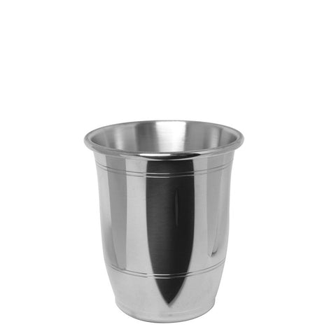 Julep Cup 4 | Chesapeake Bay Julep Cup | 8 OZ | Pewter | Made in USA | Sterling and Burke-Julep Cup-Sterling-and-Burke