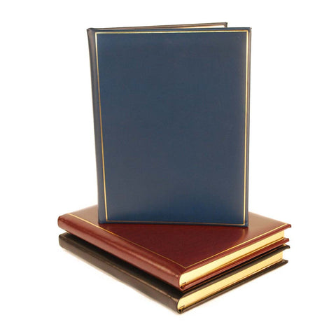 Guest Book, 10 by 8 Inches, Vertical-Guest Book-Sterling-and-Burke