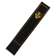 Leather Book Mark | Fine Calf | Gold Tooling | Company Logo / Message / Initials | Made in England | Charing Cross-Bookmark-Sterling-and-Burke