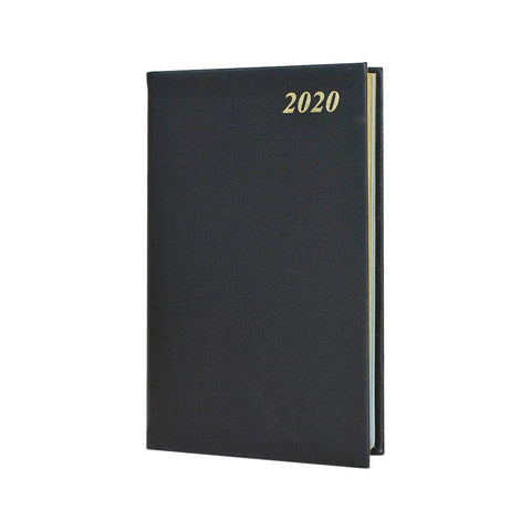 "2020 5"" Bonded Leather Pocket Calendar 