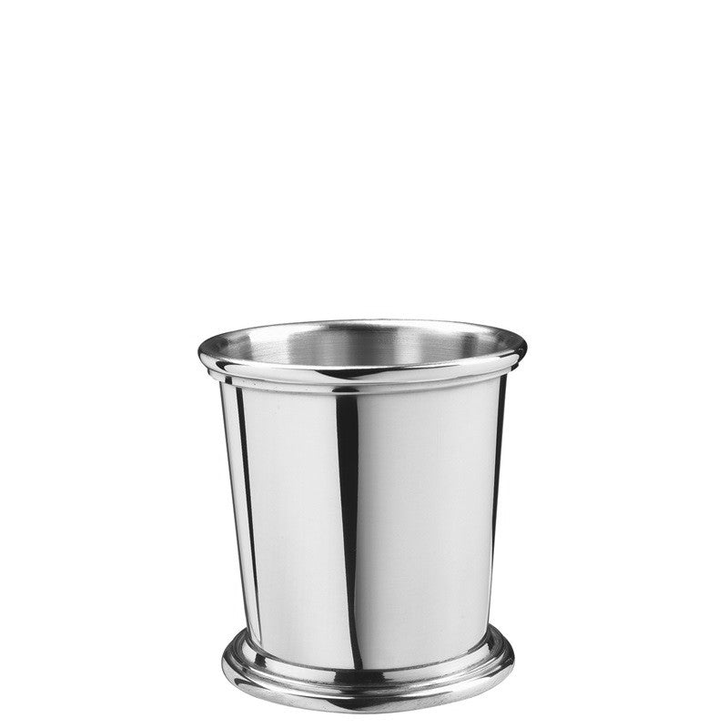 Julep Cup | Classic Youth Julep Cup | 5 oz. | Pewter | Engraved | Made in USA | Sterling and Burke-Julep Cup-Sterling-and-Burke