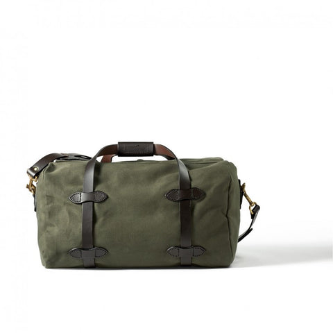 Small Twill Duffle Bag | Made in America | FILSON