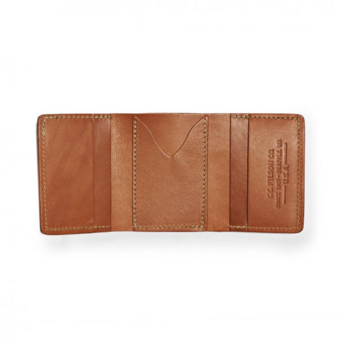 Leather Tri-Fold Wallet | Made in America | FILSON-Wallet-Sterling-and-Burke