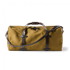 Large Twill Duffle Bag-Duffle-Sterling-and-Burke