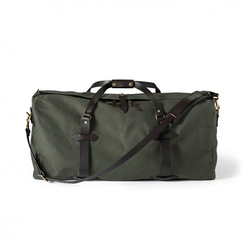 Large Twill Duffle Bag | Made in America | FILSON