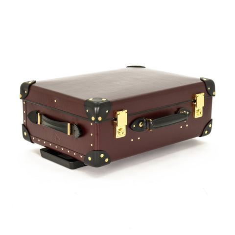 "Globe-Trotter Centenary 18"" Trolley Suitcase-Suitcase-Sterling-and-Burke"