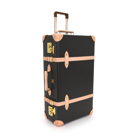 "Globe-Trotter Safari 30"" Suitcase With Wheels"