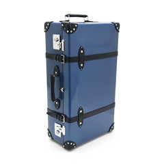 "Globe-Trotter Sapphire 20"" Suitcase with Wheels-Suitcase-Sterling-and-Burke"