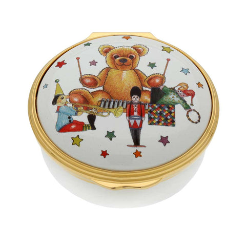Enamel Box | 'Twinkle Twinkle Little Star' Box | Halcyon Days | Made in England