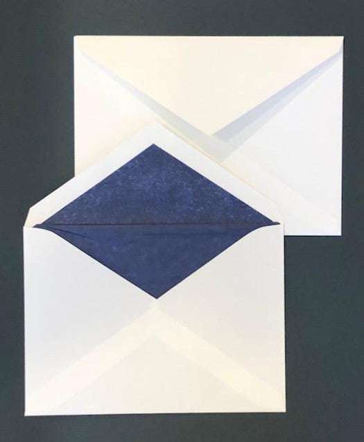 Bespoke Stationery | Envelope Only with Lining | No Return Address | Sterling and Burke Ltd-Custom Stationery-Sterling-and-Burke