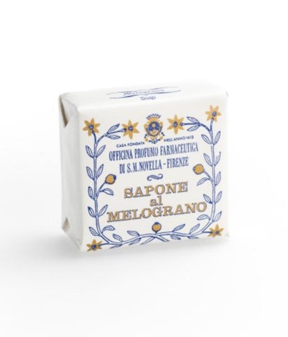 Santa Maria Novella Pomegranate Hand Soap, Single Bar