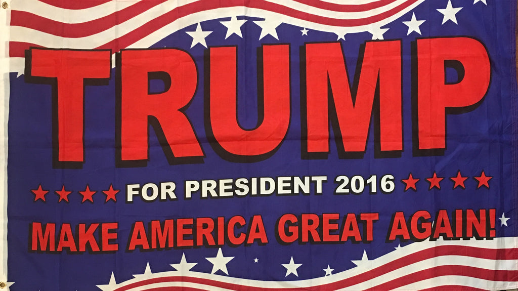 """Trump for President 2016"" 