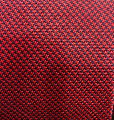 Small Houndstooth Woven Tie | Multiple Colors | Budd Shirtmakers | Made in England-Necktie-Sterling-and-Burke