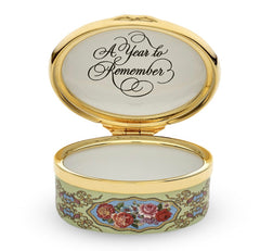 Halcyon Days 2020 Annual Year Enamel Box-Enamel Box-Sterling-and-Burke