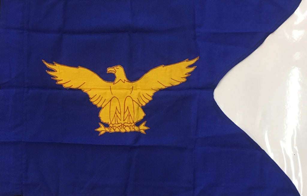 USAF Guidons | Vintage Flag | 28.5 by 19 Inches-Vintage Flag-Sterling-and-Burke