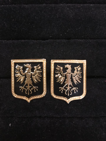 Eagle with Talon Cufflinks