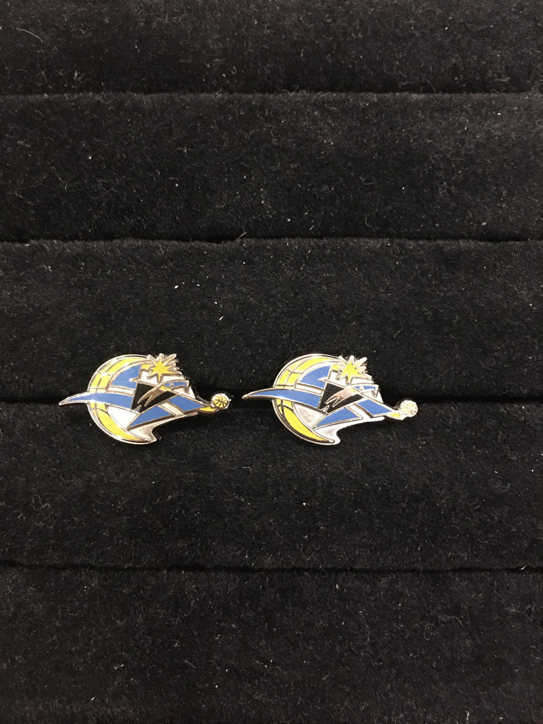 Washington Wizards Cufflinks-Cufflinks-Sterling-and-Burke