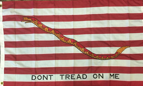 """DON'T TREAD ON ME"" Flag 