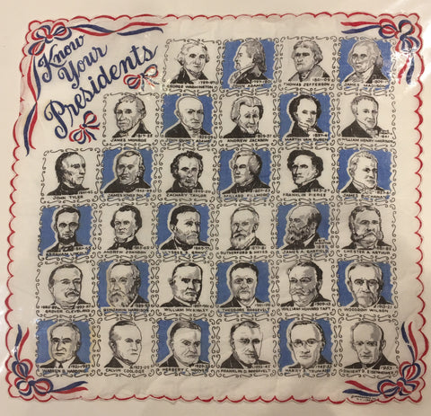 """Know Your Presidents"" 