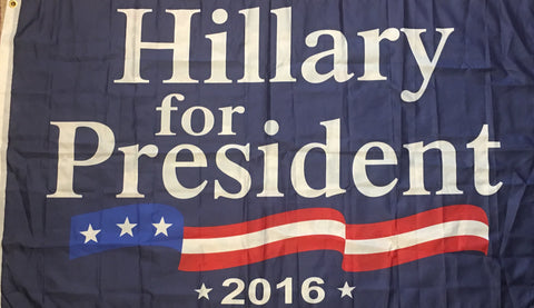 """Hillary for President 2016"" 