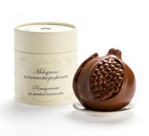 Santa Maria Novella Pomegranate in Scented Terracotta
