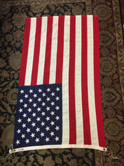 Vintage 50-Star Flag | 3 by 5 Feet-Vintage Flag-Sterling-and-Burke